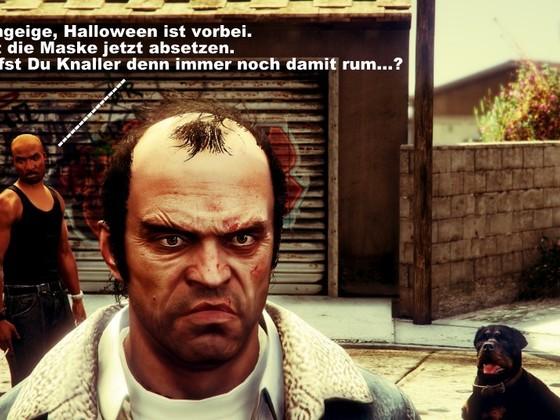Unberühmte Letzte Worte nach Halloween...
