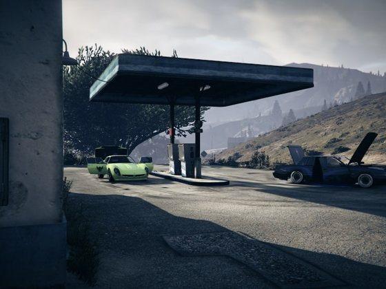 Classic Car & Lowrider Meet