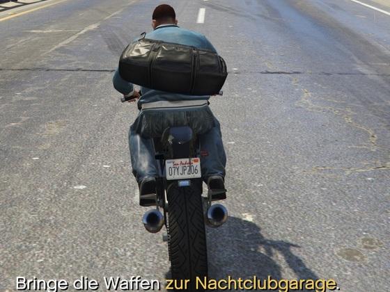Richtige Tasche für´n Biker