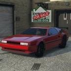 Deluxo - das beste Auto für MC
