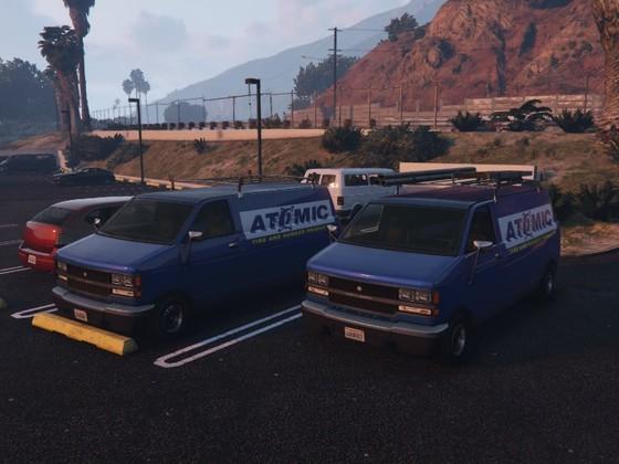 Atomic Van