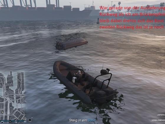 Unzerstörbares Boot