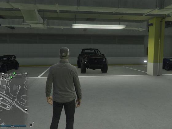 Für die neue Garage