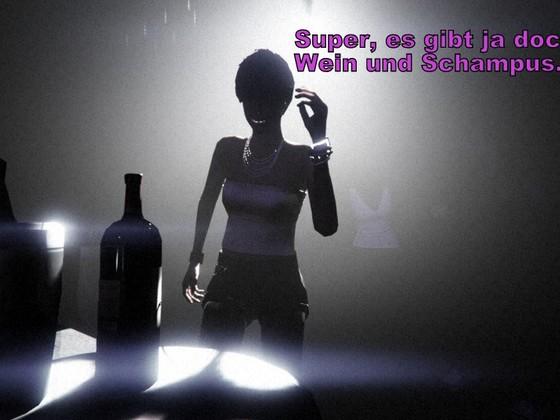 Die Rettung im Nachtclub...