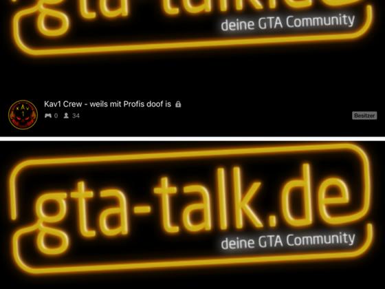 Kav1 Crew Community & GTA & RDR Spielertreff (für Gta Talker)