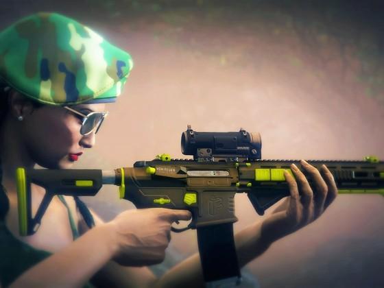 VOM FEUER Rifle