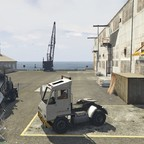 Fehlt  nur noch eine Truckgarage