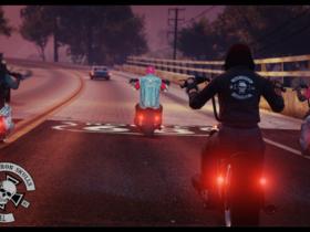 Ride Out [Iron Skulls MC & Banished Legion MC]