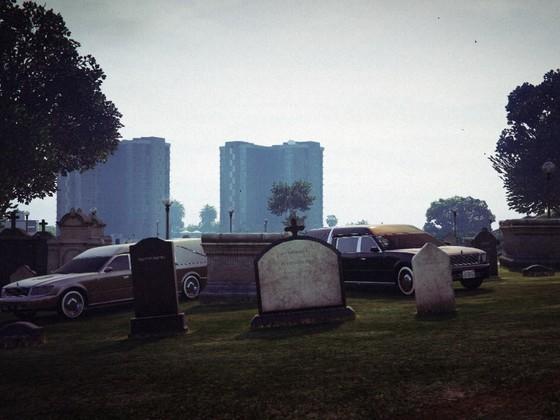 Leichenwagen :D