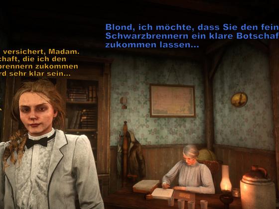 Jamie Blond 007 in: Im Auftrag von M