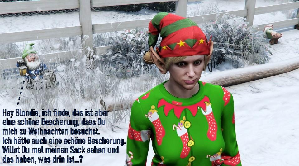 Unberühmte Letzte Worte zu Weihnachten oder: ''Schöne Bescherung...''