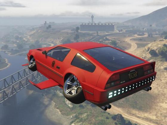 Wer sein Auto liebt, der fliegt!