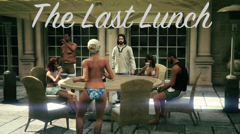 Zu Christi Himmelfahrt 2018 - Das Letzte Mittagmahl