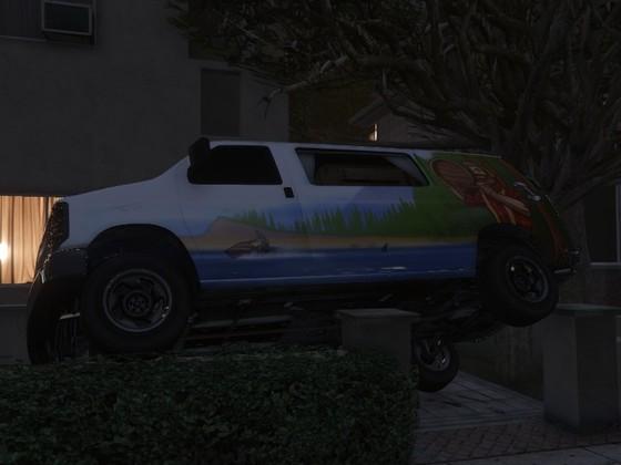 So wollte ich eigentlich nicht Parken