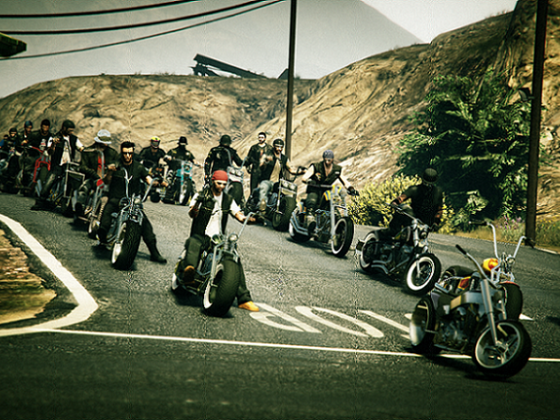 Grand Senora Bike Meet