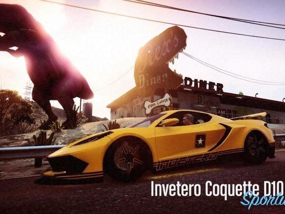 Invetero Coquette D10