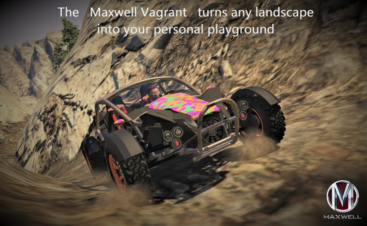 Maxwell Vagrant