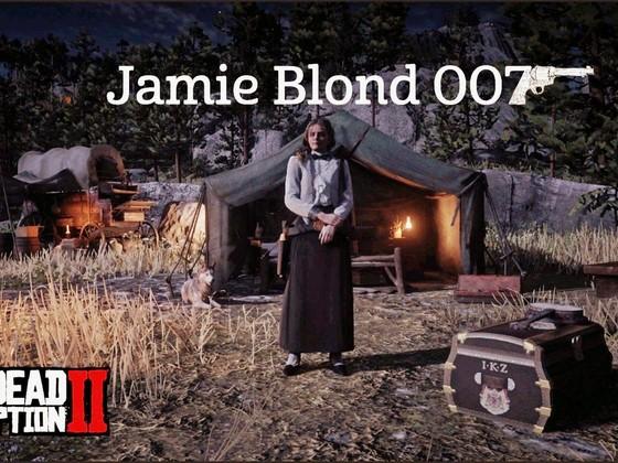 Jamie Blond 007