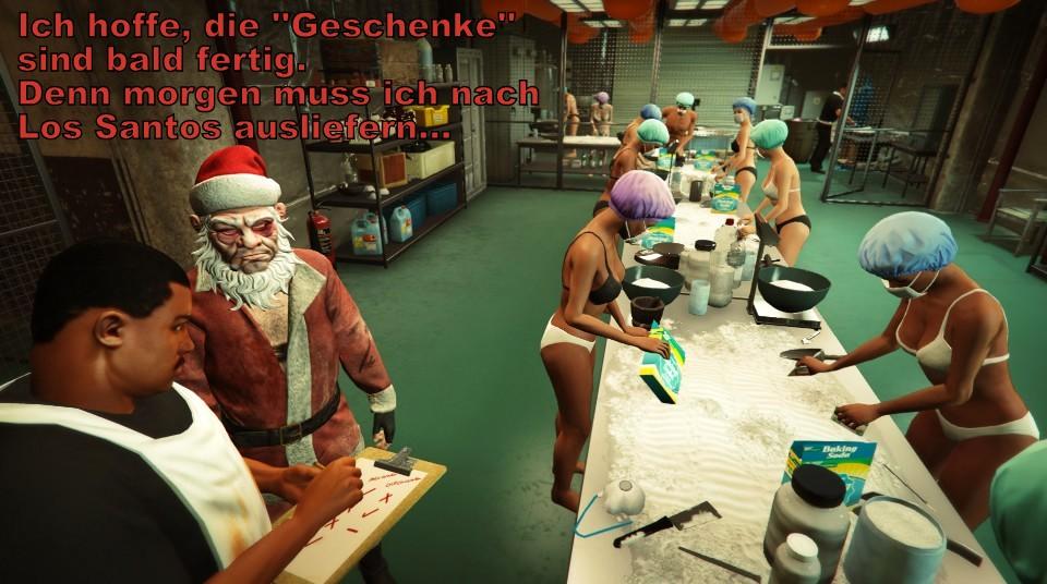 Bad Santa IV