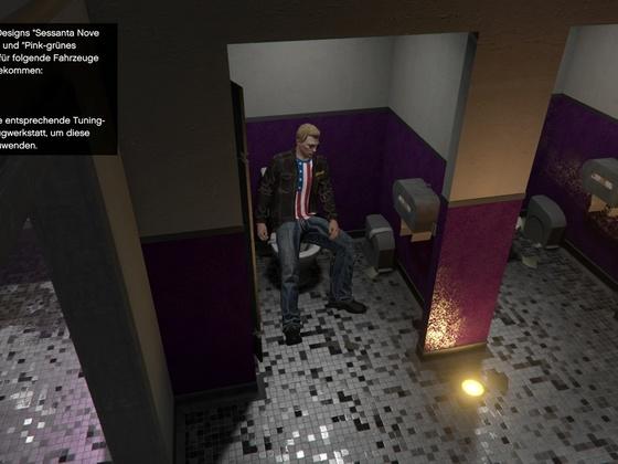 Spawnpunkt Nachtclub