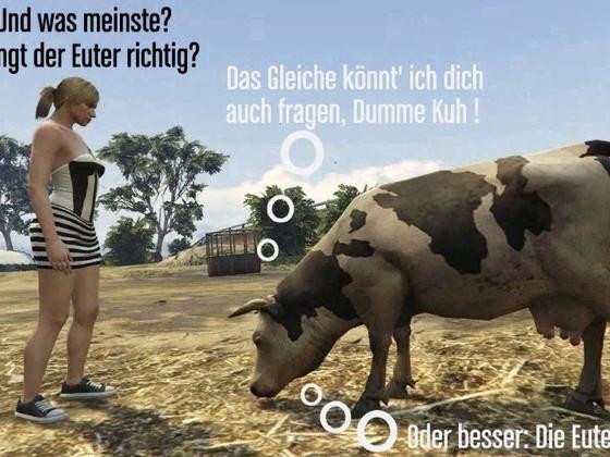 Bauer sucht Frau - Bäuerin sucht Antworten