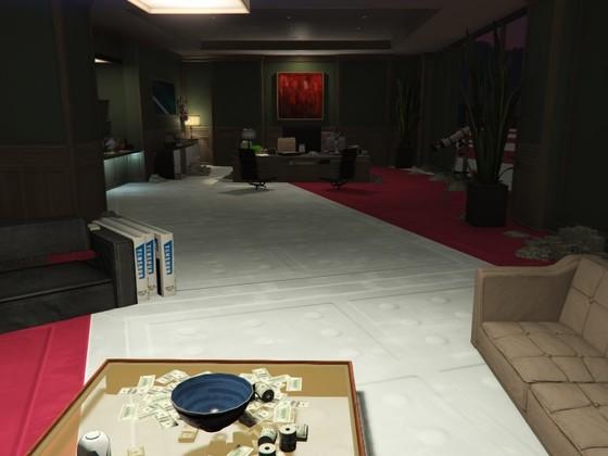 Neuer Teppich