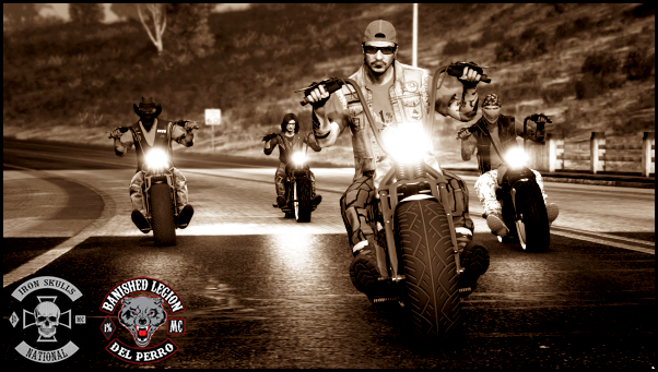 Ride Out [Iron Skulls MC & Banished Legion MC]