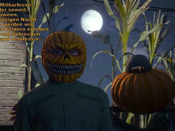 Arbeitsmoral zu Halloween (1.Teil)