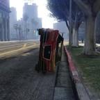 So wollte ich nicht Parken