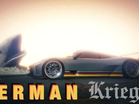 German Krieger