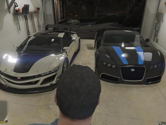 Michael`s neue Fahrzeuge
