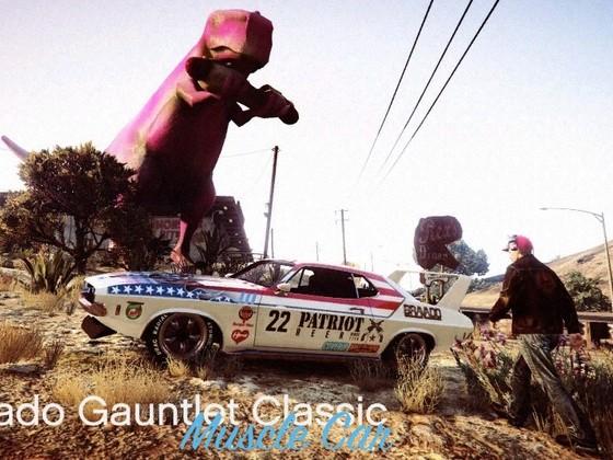 Bravado Gauntlet Classic