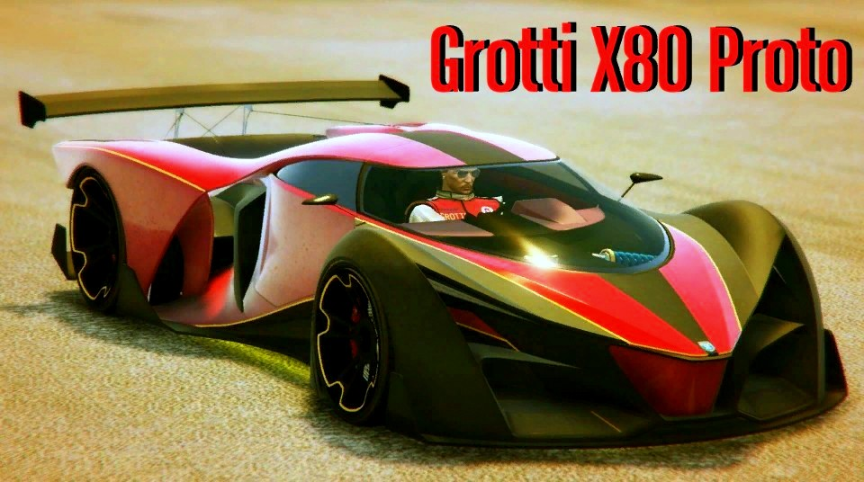 Grotti X80 Proto