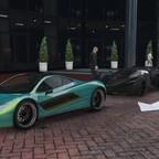 Drei schöne Autos...